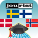 Jourist Vocabulary Builder. Northern Europe