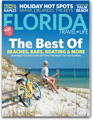 Florida Travel + Life Mag